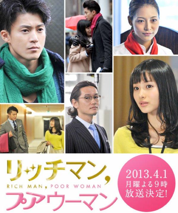 Drama : Japonais Rich Man, Poor Woman In New York  1 épisode spécial[Romance et Comédie]