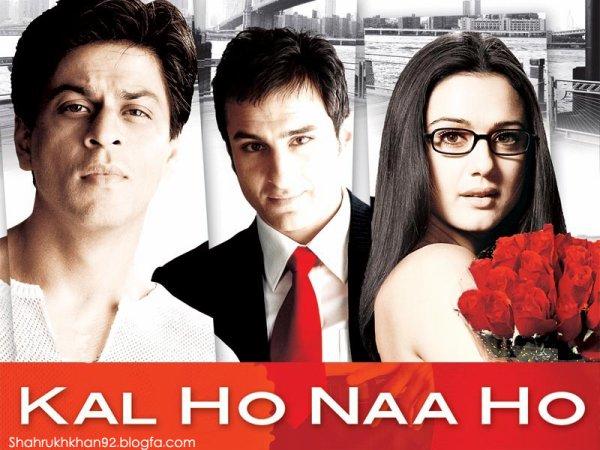 Film : Bollywood  Kal Ho Naa Ho 184 minutes[Drame et Romance]