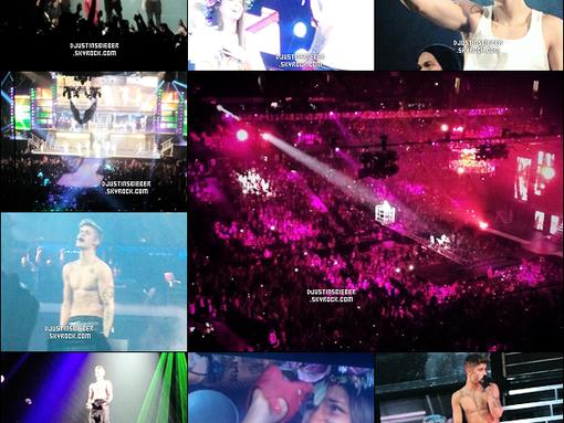 23.07.13 - Justin était à Ottawa au Canada pour continué le Believe Tour