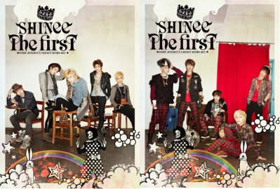 "SHINee ""The First"""