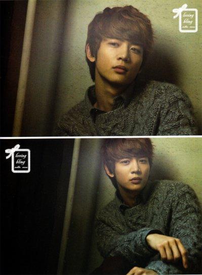 "Shinee sur La MagazineJaponaise ""Ginza """