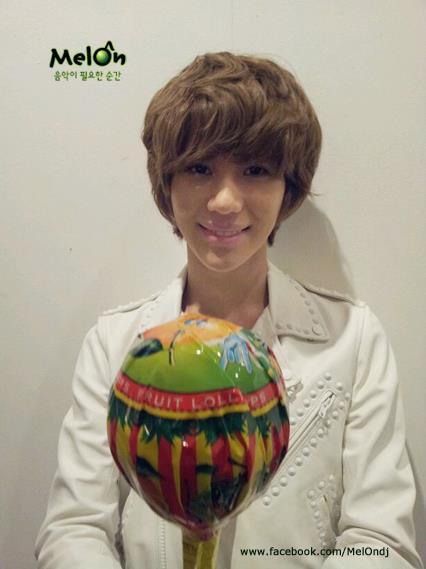 TaeMin et KeY pour le White Day Melon <3<3 !!