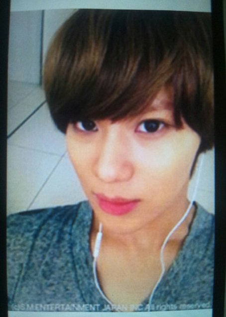 Taeminnie KaKaoTalk Selka + Japan Mobile Site Update