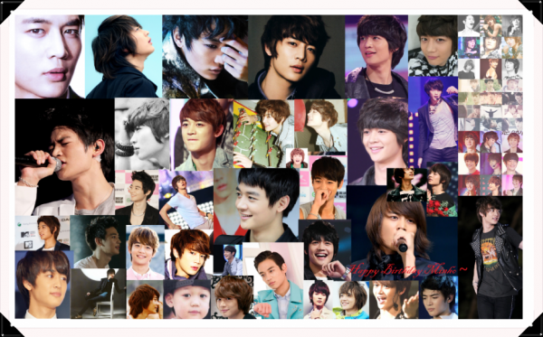 Happy Birthday Minho <3<3 !!