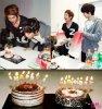 Etude House Twitter ; Minho & Onew's Birthday !!