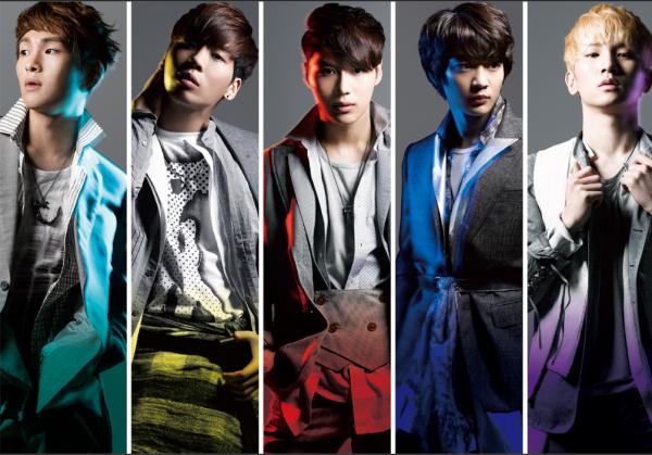 SHINee New Japanese Single !!