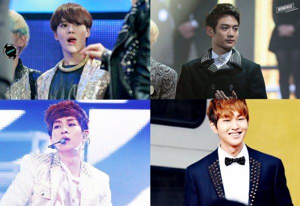 SHINee @ Seoul Music Awards #2
