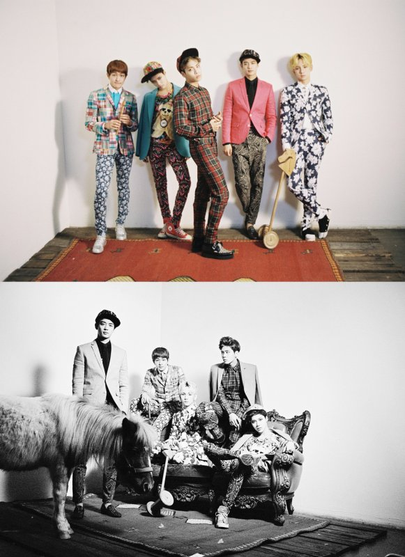 SHINee's 3rd Full Album : Dream Girl SOON !!