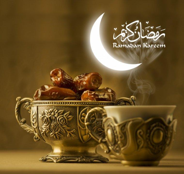Bon Ramadan à toutes mes amies et amis qui le font, paix et amour En France il commence aujourd'hui samedi 27 Mai 2017
