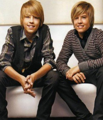 "Article Spécial Sur Cole & Dylan Sprouse ! Image : cole & Dylan Sprouse "" Zack & Cody Martins !"