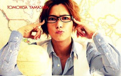 Yamapi devient un grand garçon x3