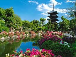 Bienvenu au Japon