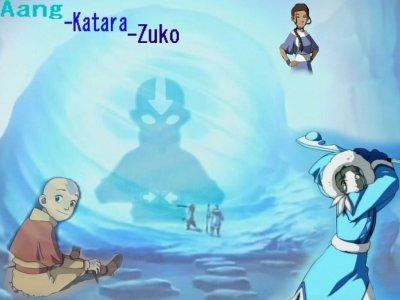 Un petit montage pour Aang-Katara-Zuko