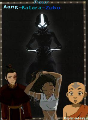 Montage pour Aang-Katar-Zuko