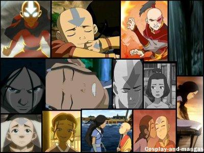 Avatar Fiction