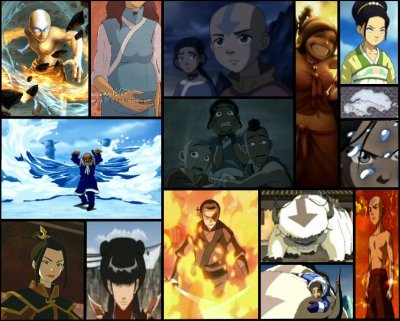 Avatar Fiction