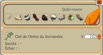 Nini up ! Farmage du Korriandre