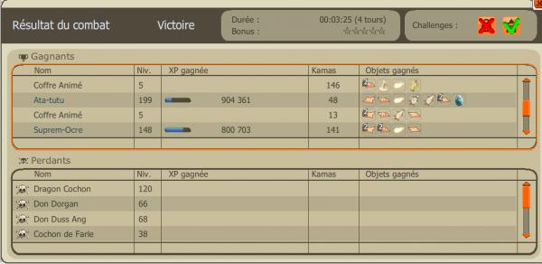 Dragon cochon, Dark val et Minotoror