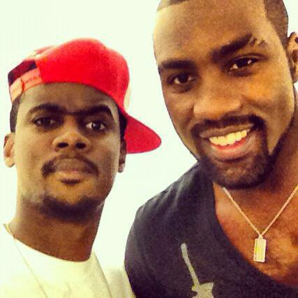 BLACK M ET TEDDY RINER