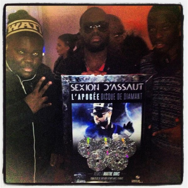 ATTENTION SEXION D'ASSAUT DISQUE DE DIAMANT !!!!!!!!!!