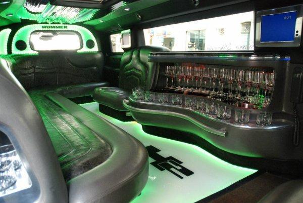 Combien pour la limousine de la Sexion D'assaut ?