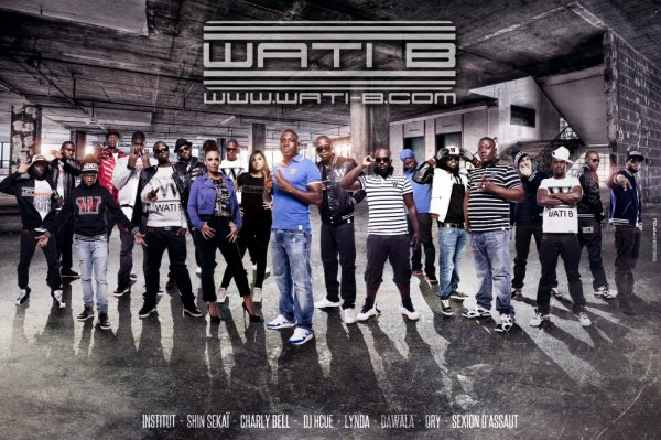 Tout le WA pour vous les Wati supportaires  !!