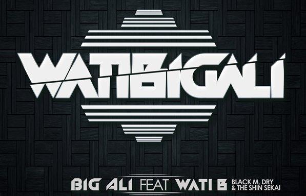 Big-ali feat Wati-b se soir sur le plateau de la Star Ac