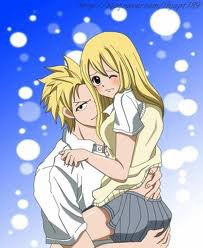 Fairy Tail couple