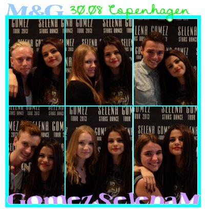 M&G  Copenhagen > Concert à STOCKHOLM