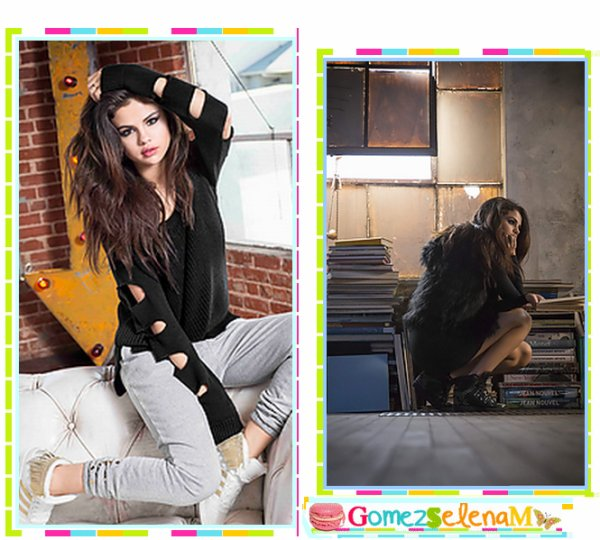 Cosmopolitain > NRJ> Adidas Neo Winter♥
