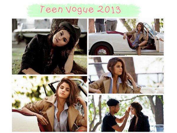 AT & T - Photoshoot Vogue & Flaunt 2013