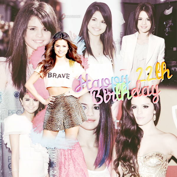 Happy 22th Birthday princess Selly ♥