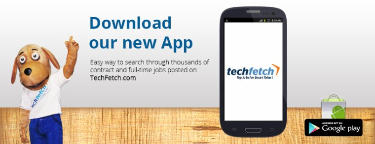 TechFetch Jobs - Android Apps on Google Play