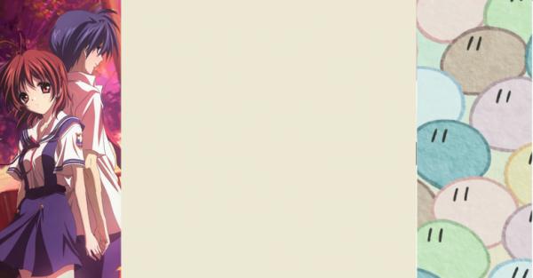 Habillage 11: Clannad