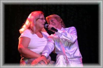 spectacle PASCAL PARIS (sosie vocal de SARDOU) et PHILIPPE LEROY (sosie officiel de CLOCLO) le samedi 27 novembre 2010 en BELGIQUE
