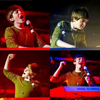 Il Fait Son Show à Kansas City hier le 25/01/2011