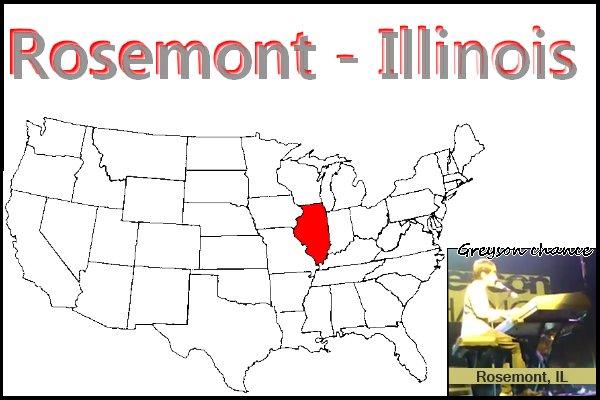 Greyson Chance live Rosemont illinois & Indianapolis-Indiana