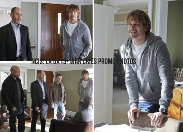 . NCIS: LA 5X14 - War Cries .