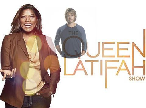 . 23.01.2014 - Eric doit faire un enregistrement pour l'émission The Queen Latifah Show ce jeudi 23 janvier .