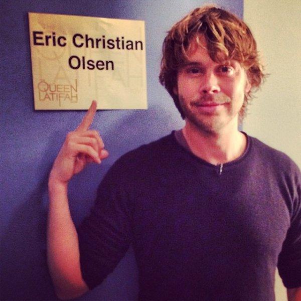 . Eric's Twitter .