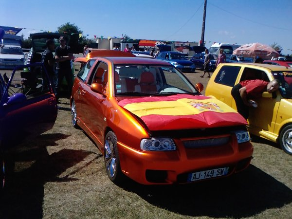 seat ibiza show car a vendre