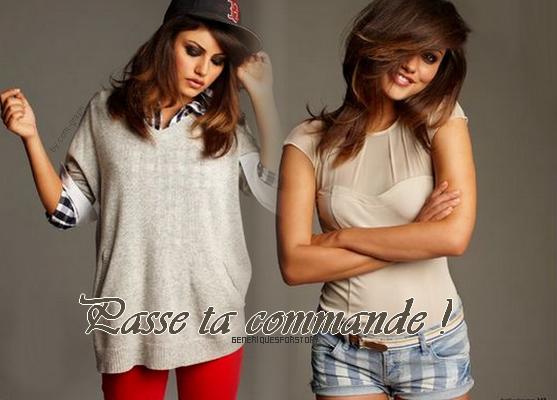 Commandes :) ♥