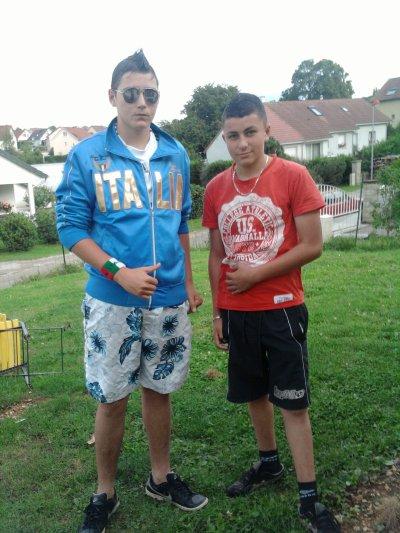 Kilian et Joce <3