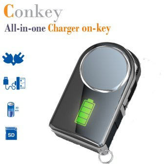 AWESOME - The First All-In-One Keyring Charger for SmartPhone