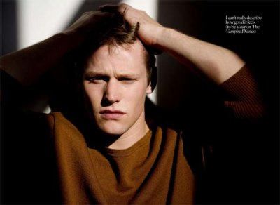 biographie Zach Roerig