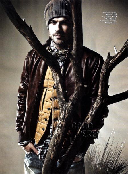 Ian Somerhalder, l'acteur écolo