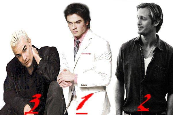 Top 50 Vampires 2012