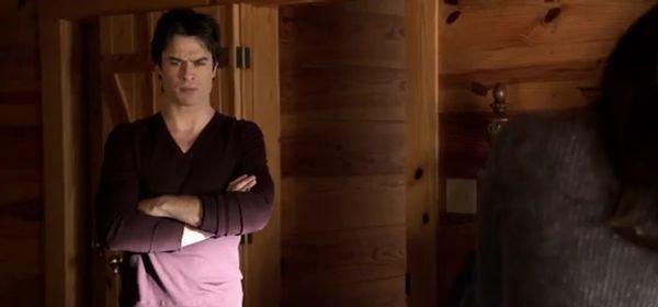 Vampire Diaries, saison 5 : cache-cache dans les bois dans l'épisode 20