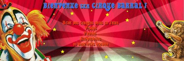 Bienvenue au Cirque !
