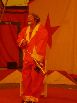 Reportage cirque Landri en 2009 (suite 2) SPECTACLE
